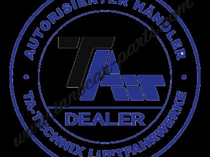 Obtenemos el certificado «T-Air Dealer», distribuidores autorizados.