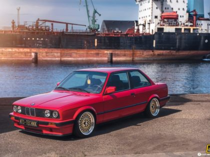 MTS Technik BMW Serie 3 E30